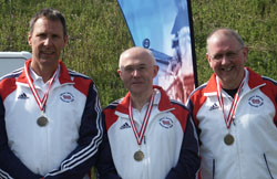 Simon Aldhouse, Harry Creevy, Martin Scrivens